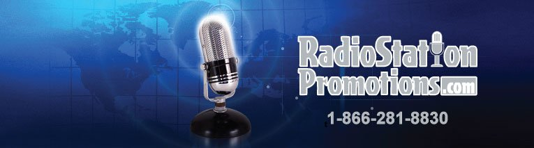 radio station promotions background image