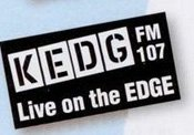 bumper sticker for radio station